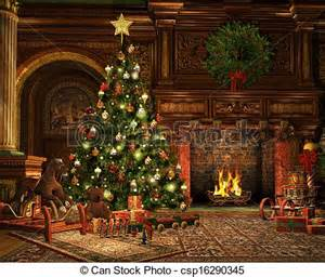 Holiday Clip Art Living Room find clipart christmas clipart image.