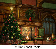 Fireplace Stock Illustrations. 10,260 Fireplace clip art images.