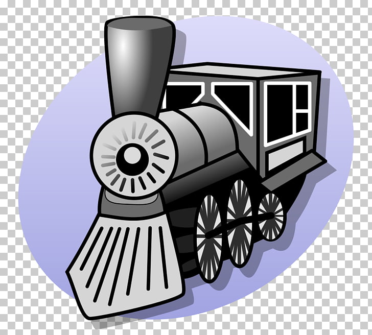 Train Rail transport Steam locomotive , train PNG clipart.
