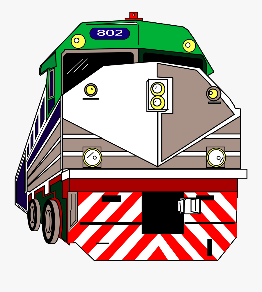 Engine Clipart Locomotive.