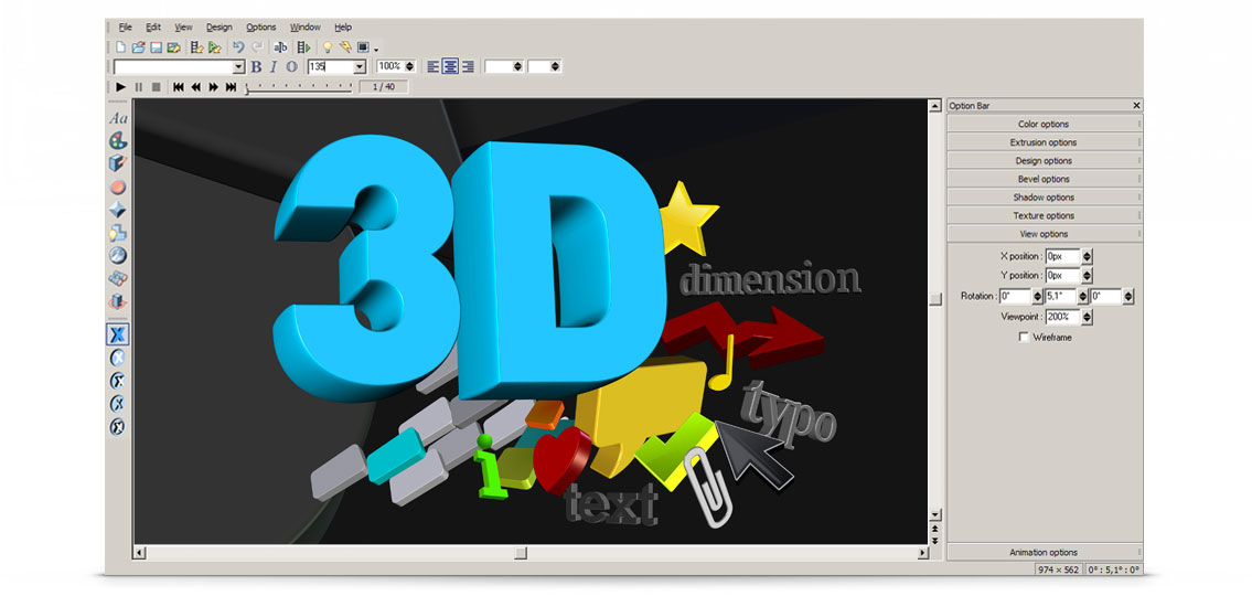 Free 3D animation software download.