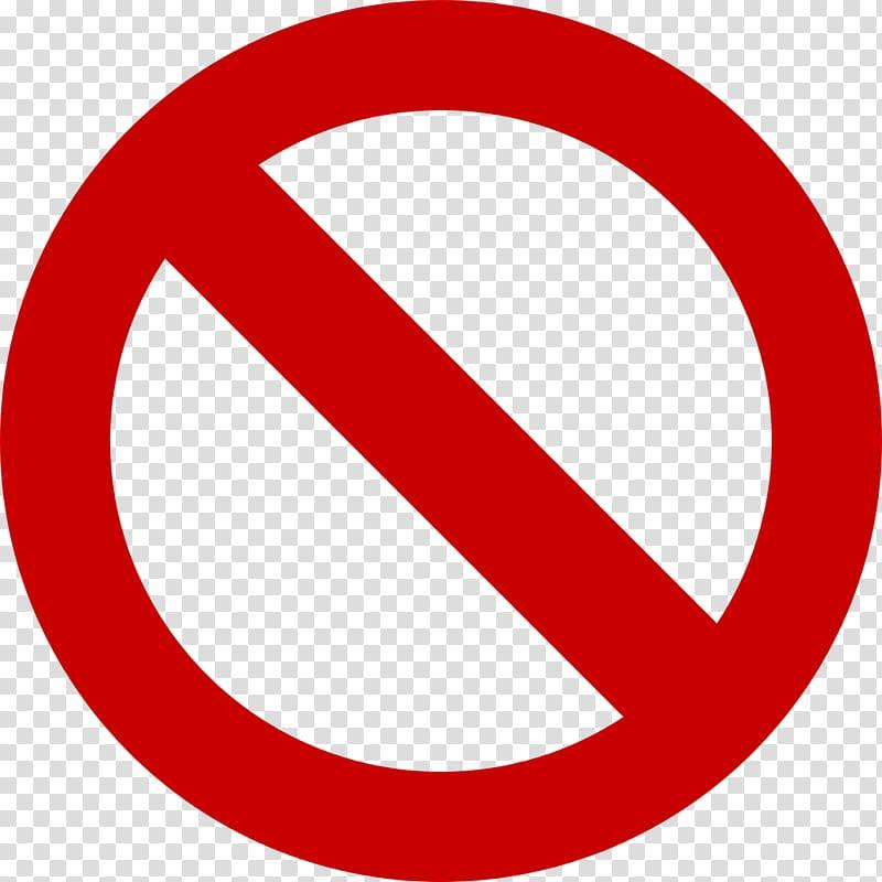 No symbol , Free Forbidden Files, round red signage.
