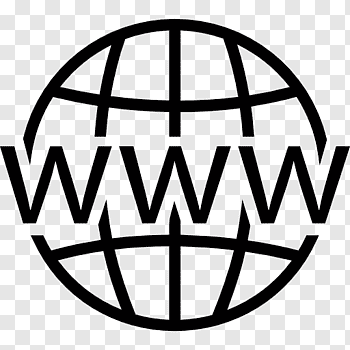 World Wide Web cutout PNG & clipart images.