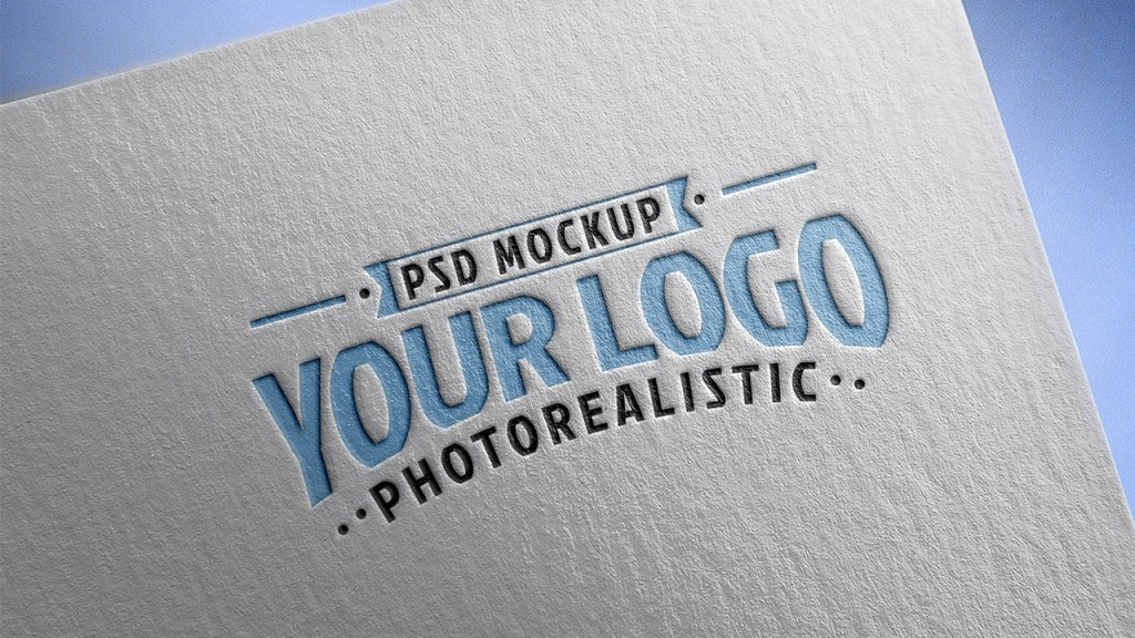 Download Free Logo MockUps : 5 Best Premium Logo MockUps.