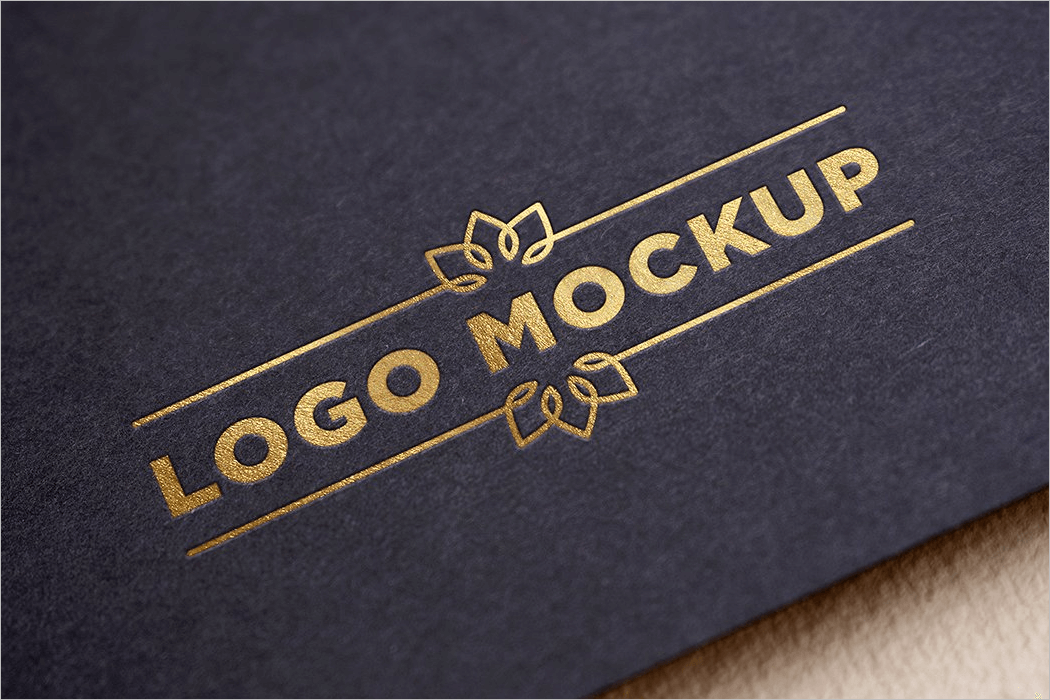 84+ Creative Logo Mockup PSD Free Download Vector Templates.