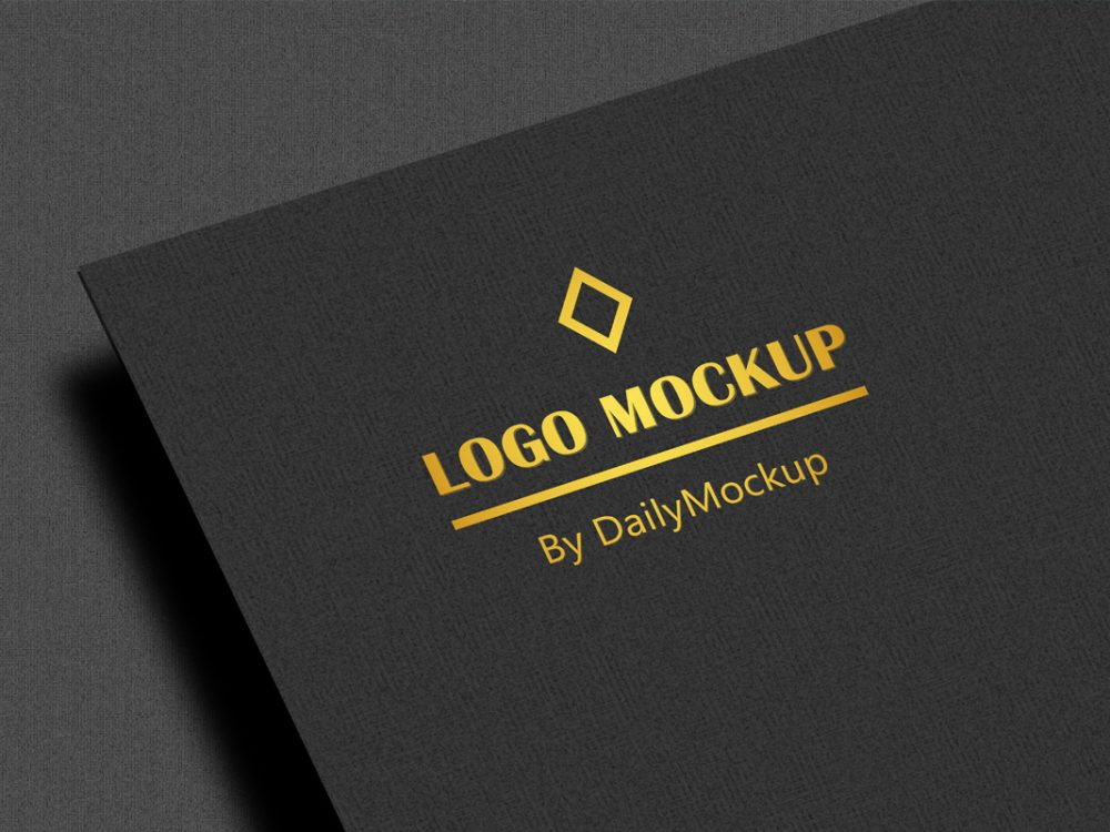 16+ Best Free Logo Mockup PSD Templates 2020.