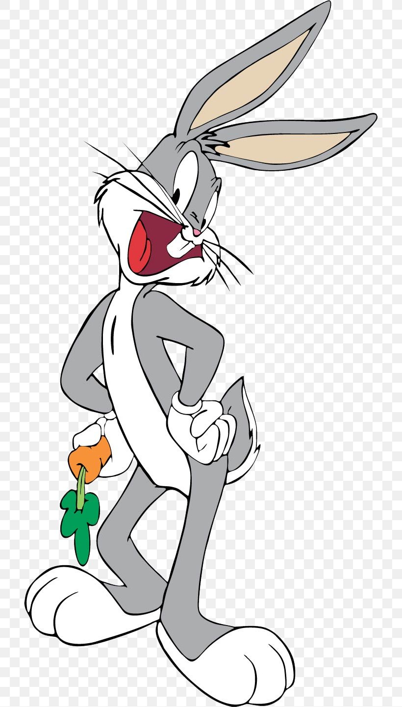 Bugs Bunny Looney Tunes Cartoon Clip Art, PNG, 721x1441px.