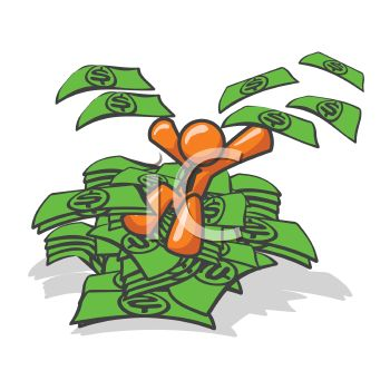 Lottery 20clipart.