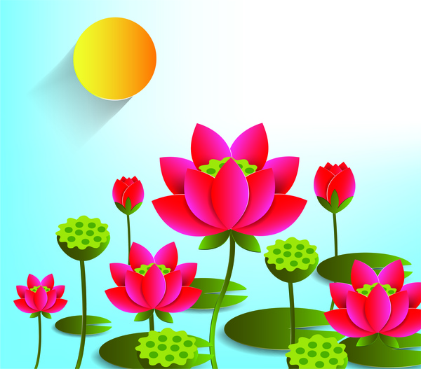Lotus flower images free downloads free vector download (9,596.