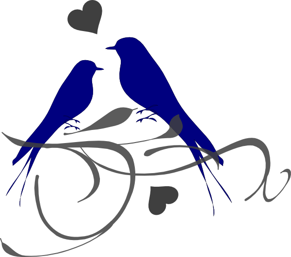 Love Bird Clip Art Free.