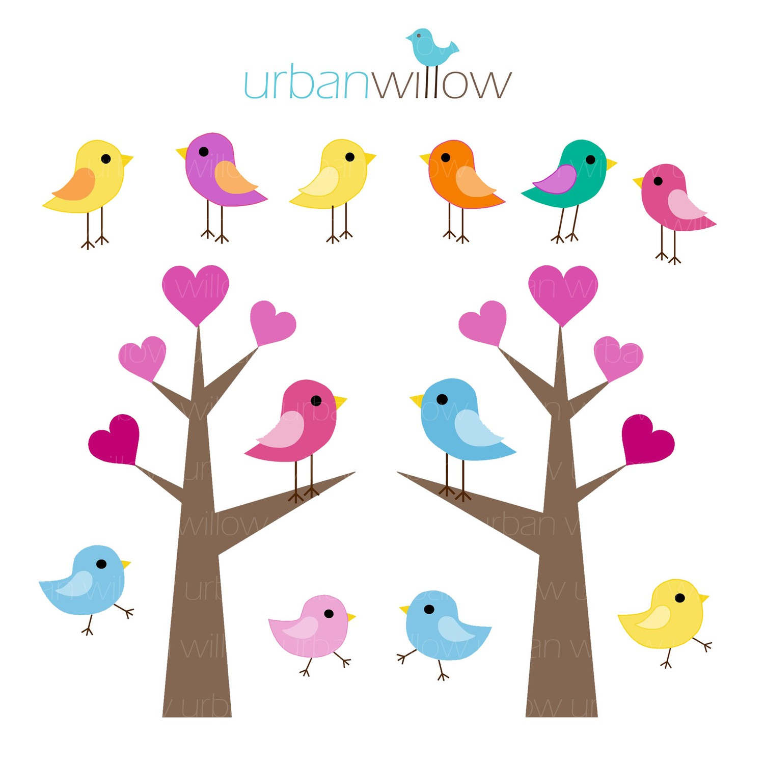 Free Love Birds Clipart, Download Free Clip Art, Free Clip.