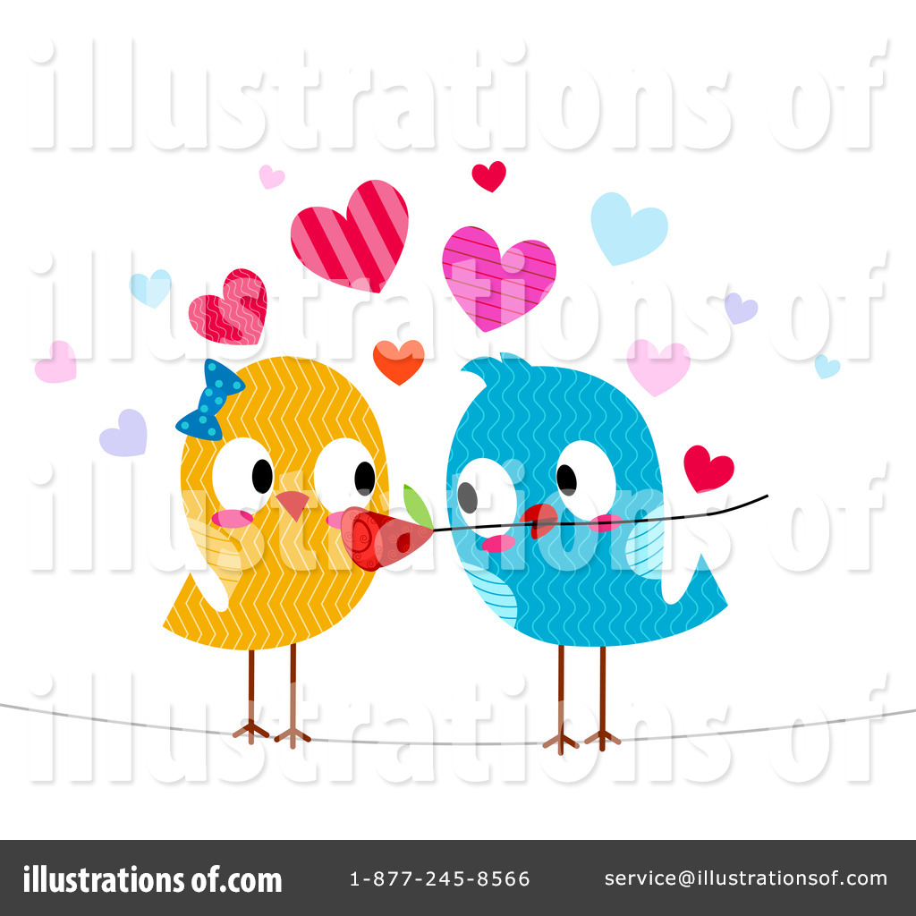 Love Birds Clipart #443806.