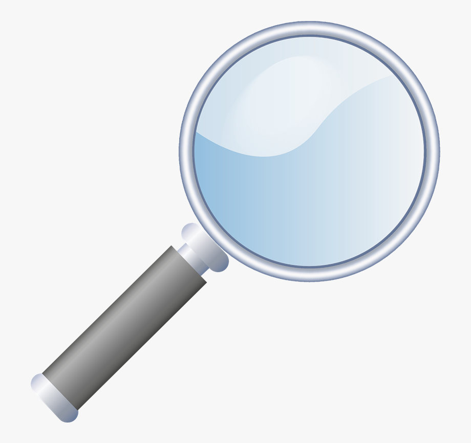 Free Magnifying Glass Clip Art.