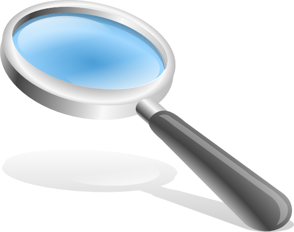 Magnifying glass clipart free 3 » Clipart Station.