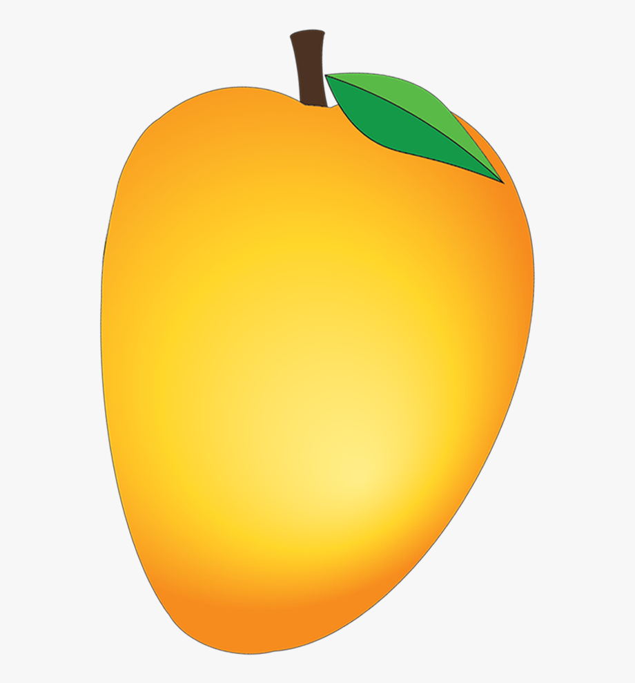 Mango Clipart Kind Fruit.