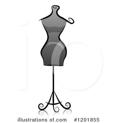 Mannequin Clipart #1201855.
