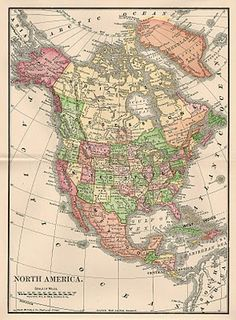 Download 15 Beautiful Old Maps With an Antique Look.