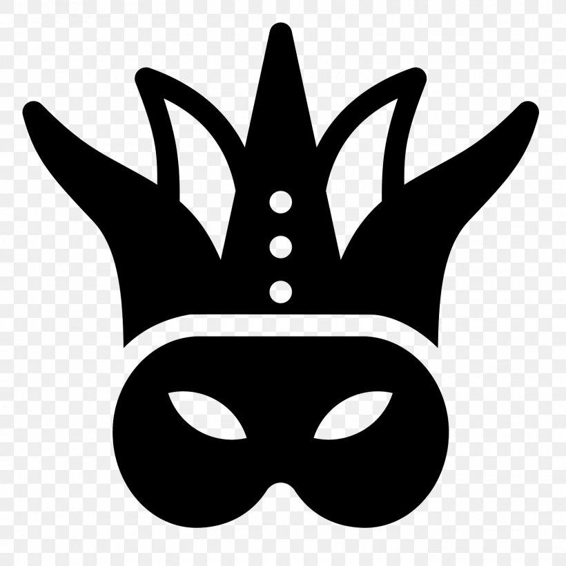Mask Mardi Gras Clip Art, PNG, 1600x1600px, Mask, Black And.