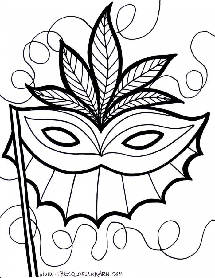 Free Mardi Gras Clip Art Black And White, Download Free Clip.