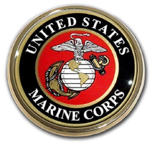 Marine Corps Insignia Clipart.