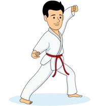 Free Karate Cliparts, Download Free Clip Art, Free Clip Art.