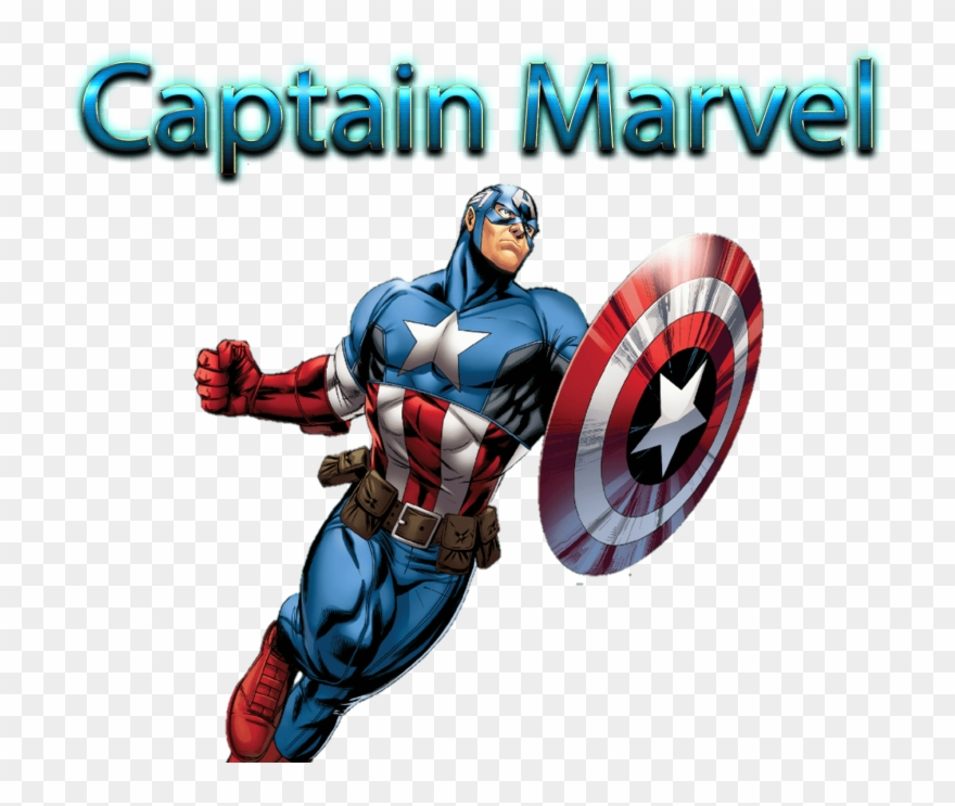Download Captain Marvel Free Pictures Clipart Png Photo.
