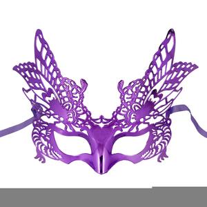 Free Masquerade Clipart.