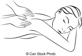 Free Massage Clipart Pictures.