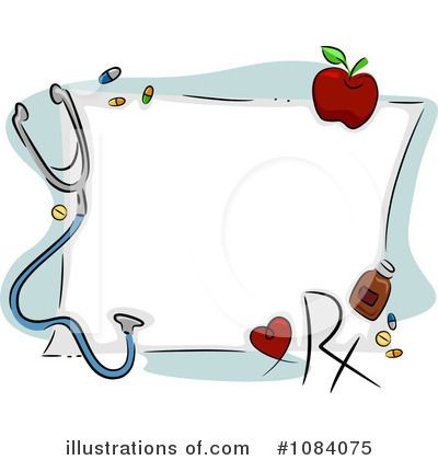 Royalty Free Rf Medical Clipart Illustration 1084075 By Bnp.