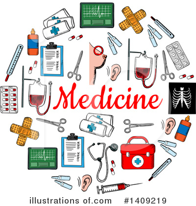 Medical Clipart #1409219.
