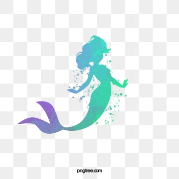 Free mermaid clipart graphics Transparent pictures on F.