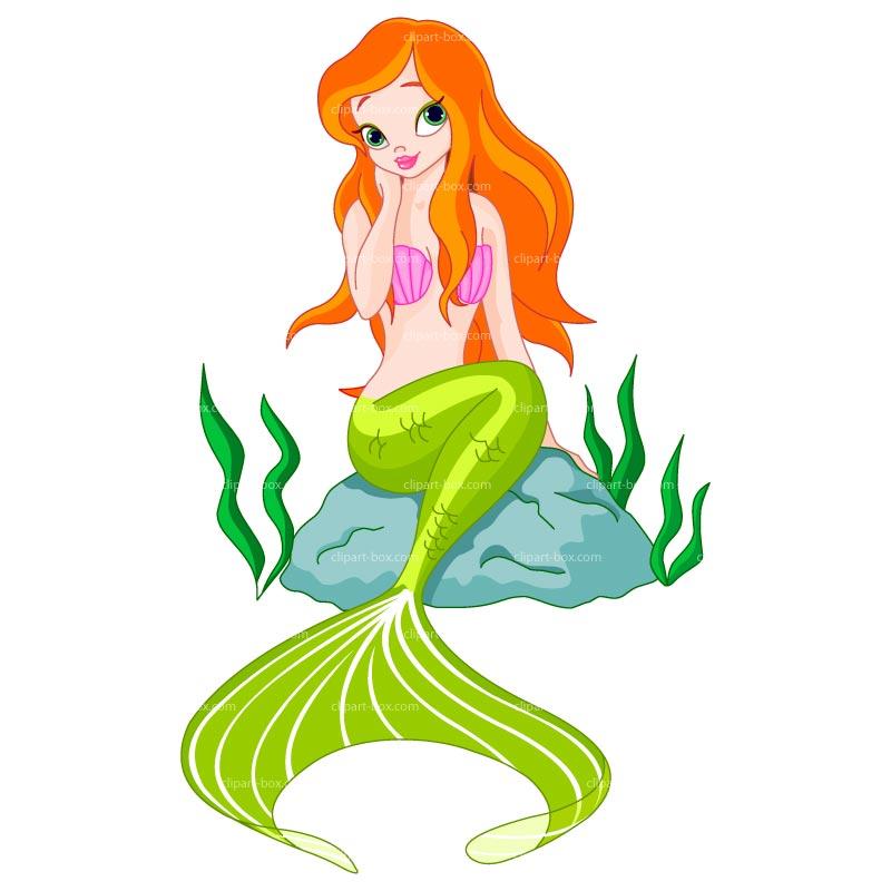 Free Mermaid Clip Art, Download Free Clip Art, Free Clip Art.