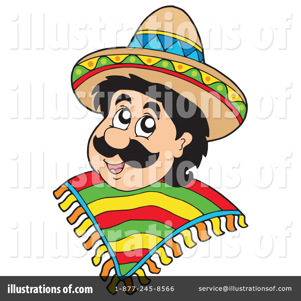 Mexican Clipart #214239.