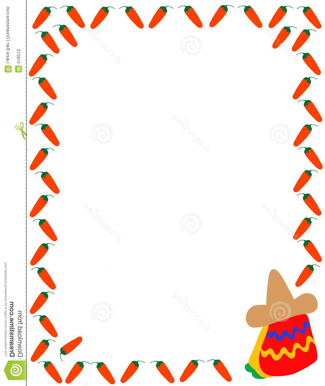Mexican Clipart Border.