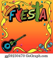 Mexican Fiesta Clip Art.