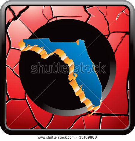 Miami Map Stock Images, Royalty.