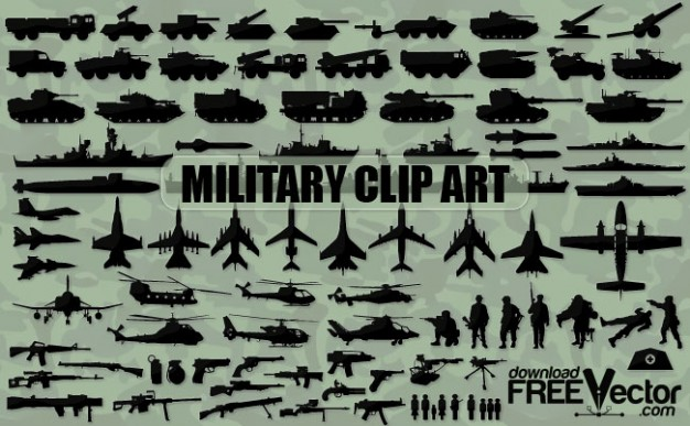 Free military clipart 5 » Clipart Station.