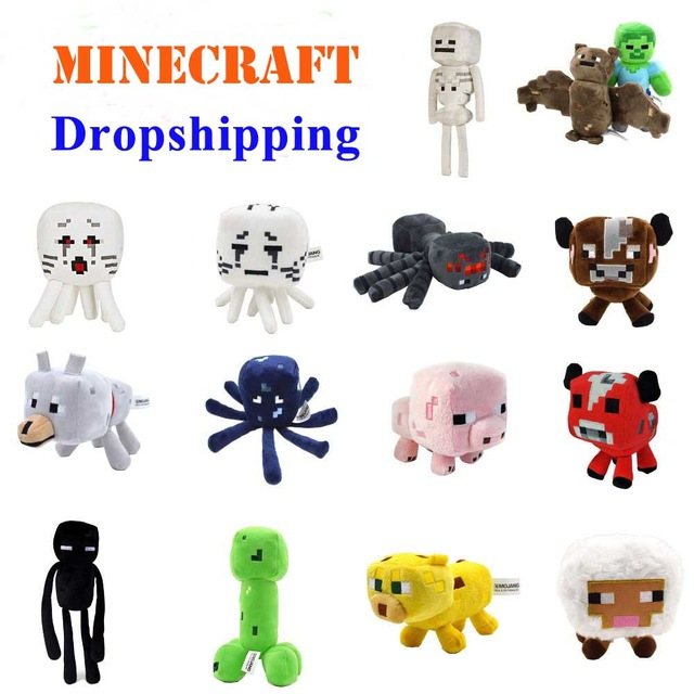 Online Get Cheap Minecraft Stuffed Animals.
