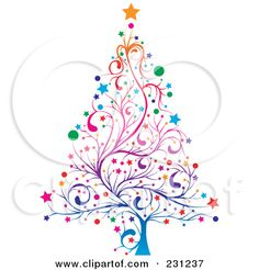 Free mini christmas clipart.