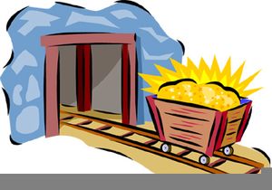 Free Gold Mining Clipart.