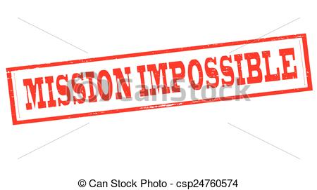 Mission impossible Illustrations and Clip Art. 101 Mission.