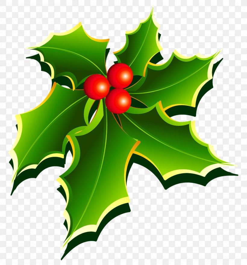 Mistletoe Clip Art, PNG, 935x1004px, Common Holly.