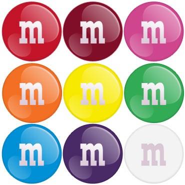 M & M Clipart Free.