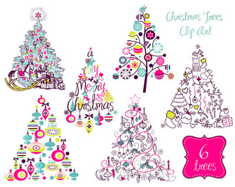 Free Modern Christmas Cliparts, Download Free Clip Art, Free.