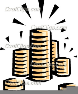 Free Clipart For Teachers Coins.