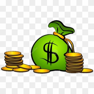 Free Money Bag Clipart Png Transparent Images.