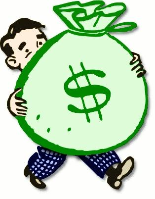 Free Money Bag Clipart, Download Free Clip Art, Free Clip.