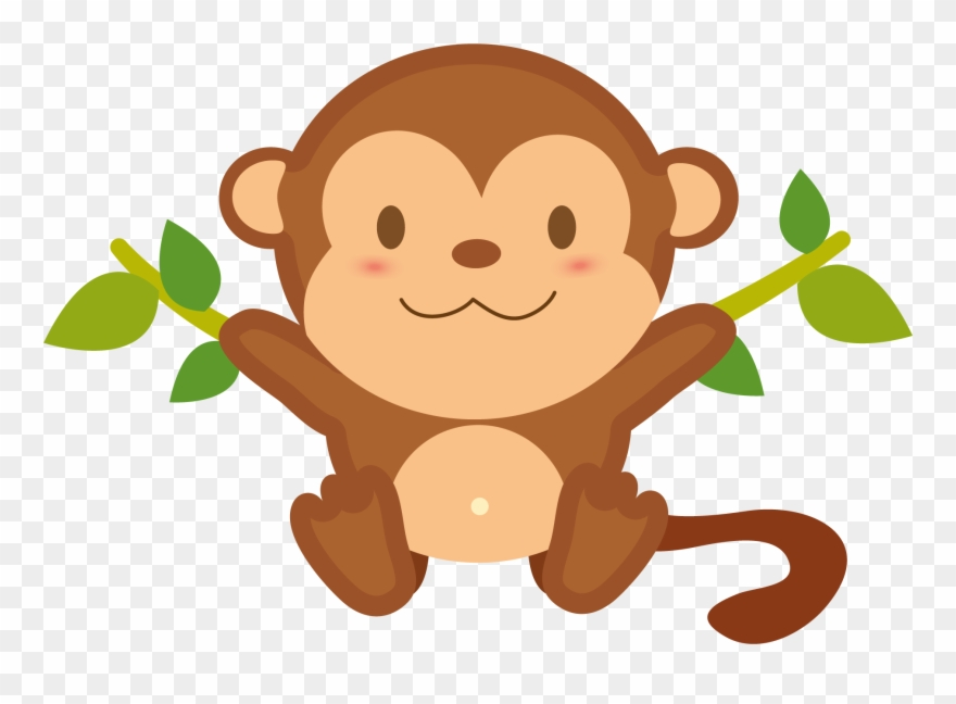 Monkey Transparent Free Images Only Cliparts.