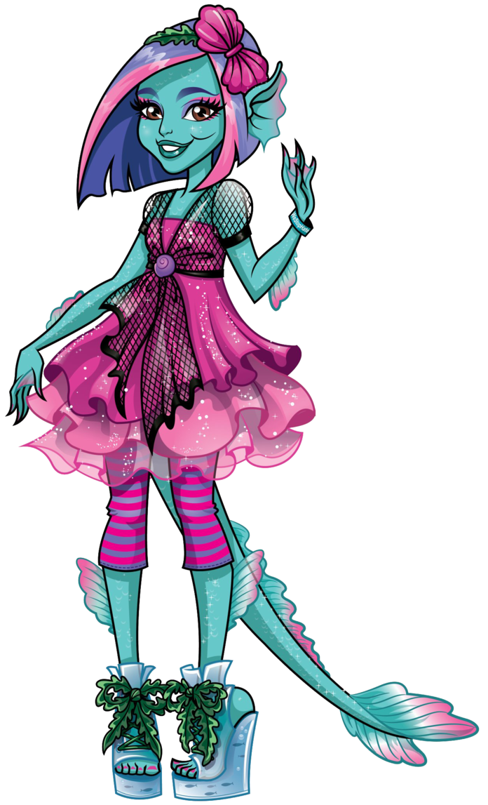 Free Monster High Clipart.