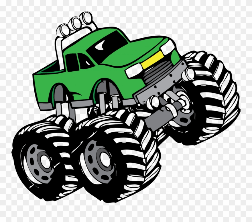 Download Monster Truck Clip Art.